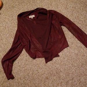 Light Knox rose jackets